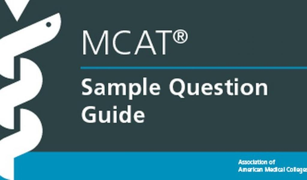 MCAT Sample Question Guide