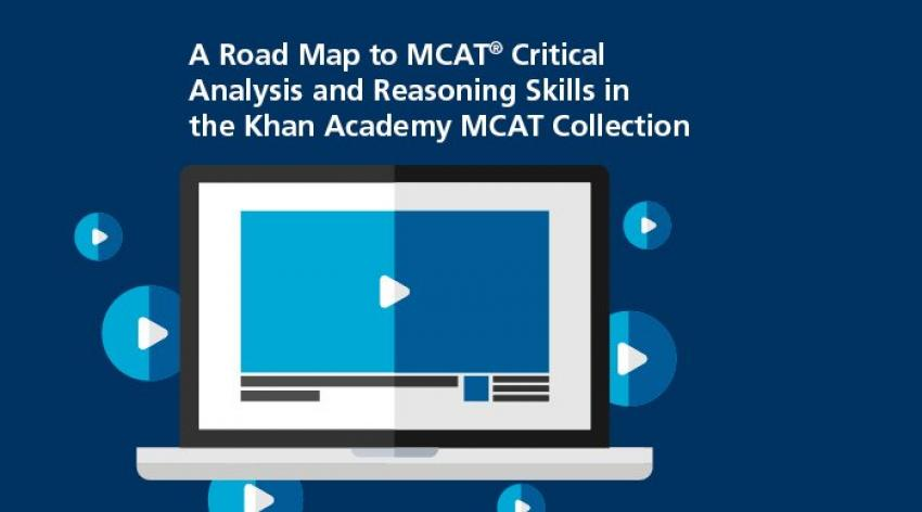 A Road Map to MCAT Critical Analysis and Rasoning Skills in the Khan Academy Collection